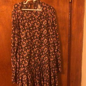 *ZARA* Floral dress for girls (Size 11/12)